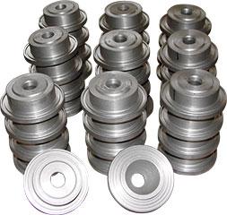 Турбокомпресори, клапани, филтри, резервни части за ГМК тип 10 ГКНАМ и др.