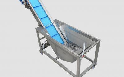 Оборудване за преработка на плодове и зеленчуци